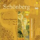 Arnold Schoenberg: String Quartets Nos. 2 & 4 (CD, Jan-2000, MDG)
