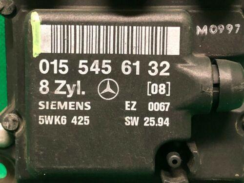 Details about  /92-95 Mercedes 400E S420 400SEL E420 EZL Ignition Control Module 015 545 61 32