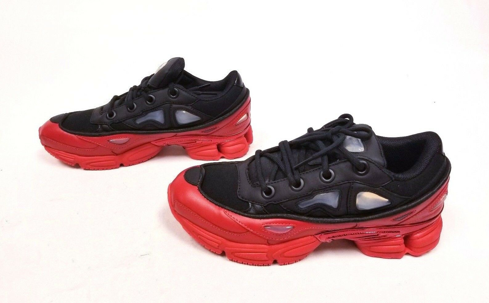 adidas x Raf Simons Men's Ozweego III Size Shoes GG8 Black/Scarlet DA8775 Size III 9.5 c784f2