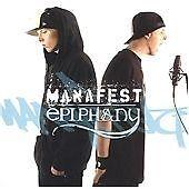 MANAFEST Epiphany CD