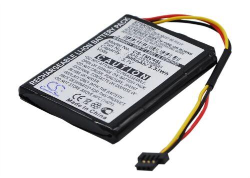 Batería para TomTom ONE V4 900 mAh Li-Ion TMV4SL