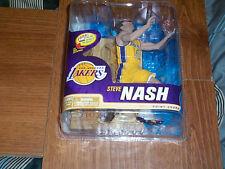 """Mcfarlane 6"""" Steve Nash NBA figure series 22 Los Angeles Lakers"""