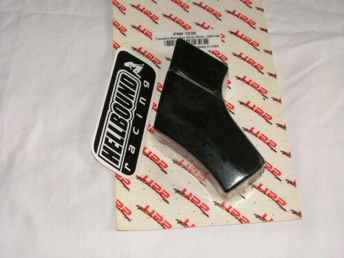 New UPP rear chain guide 1989-2006 Yamaha Banshee 350 YFZ350 BLACK Made in USA