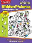 Highlights Friendship Puzzles by Highlights For Children (Paperback / softback, 2013)