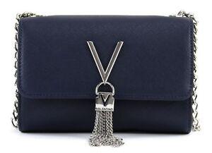 VALENTINO-Divina-SA-Lady-Crossover-Bag-Umhaengetasche-Tasche-Blu-Blau-Neu