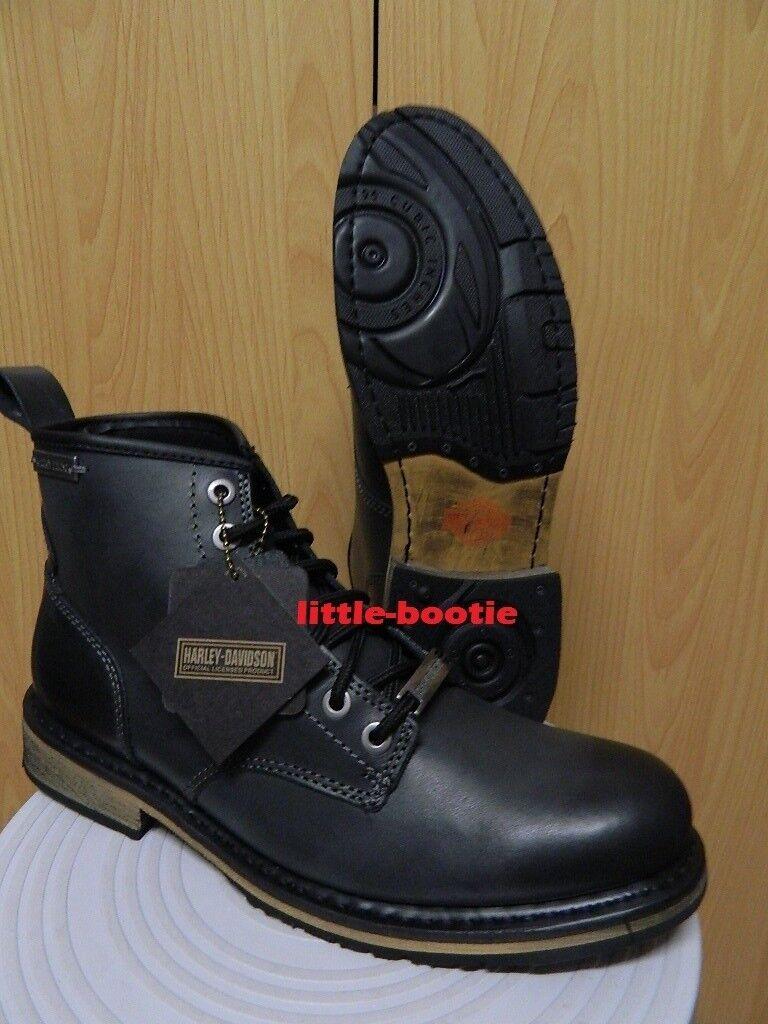 Harley-Davidson 94346 Boots Stiefel Schuhe Herren Leder 94346 Harley-Davidson Joshua für Gr. 44 dc6e34