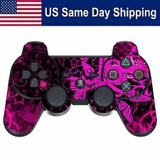 Decal Modded Custom Skin Sticker for Sony Playstation3 PS3 Controller Decal