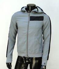 Alpinestars Racing Motocross Tux Gray Mens Fleece Jacket Size Medium