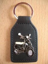 Schlüsselanhänger Piaggio Vespa LS 125 / LS125 schwarz black Roller Art 1136