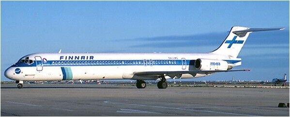 Jc Ailes JC2053 1 200 Finnair Mcdonnell Douglas Md-83 Md-83 Md-83 Rég   Oh-Lmg avec Pied 03fb90
