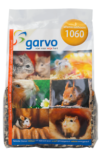 1,5 kg *Garvo* 1060 Alfamix Eichhörnchen Futter