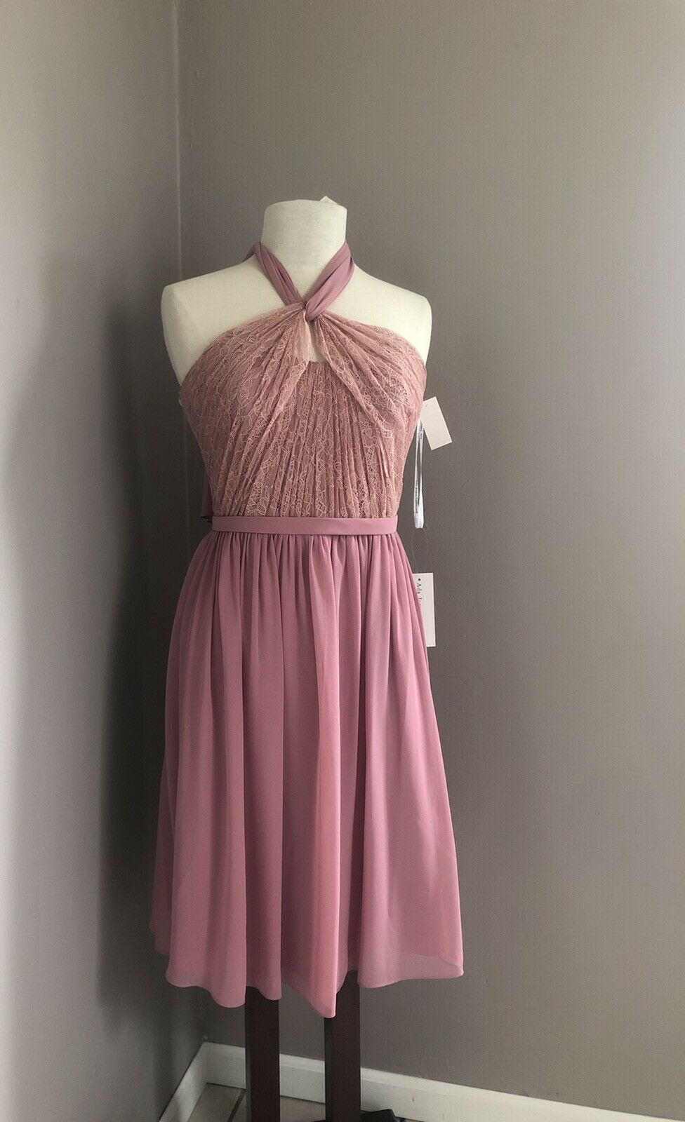 Ada James Collection Bridesmaid Gown Prom Dress NWT