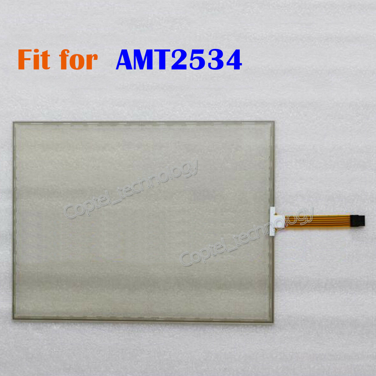New Touch Screen Glass for AMT2534  AMT 2534  AMT-2534  180 days Warranty