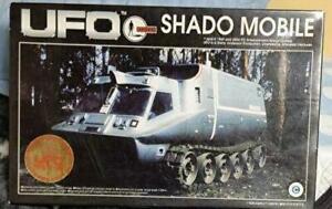 UFO-Series-Shado-Mobile-Model-Kit-Remote-Control-Gerry-Anderson-Rare-12964