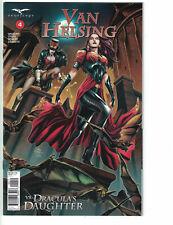 Van Helsing Vs Draculas Daughter #1 Cover C NM 2019 Zenescope Vault 35