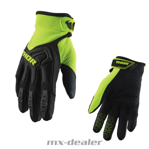 2020 Thor Spectrum Handschuhe MX Motocross Enduro Quad BMX MTB Downhill Acid