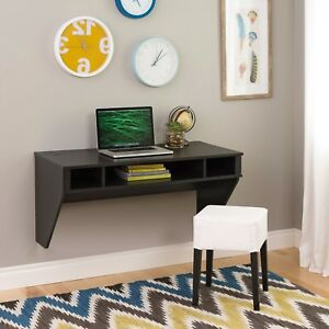 Contemporary-Space-Saver-Floating-Style-Laptop-Desk-in-Ebony