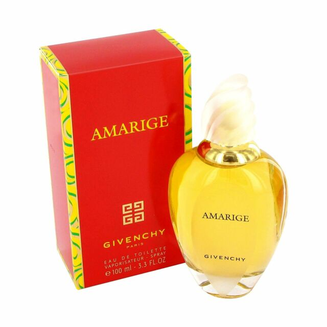 Amarige Givenchy Perfume Eau de Toilette 3.3 oz EDT