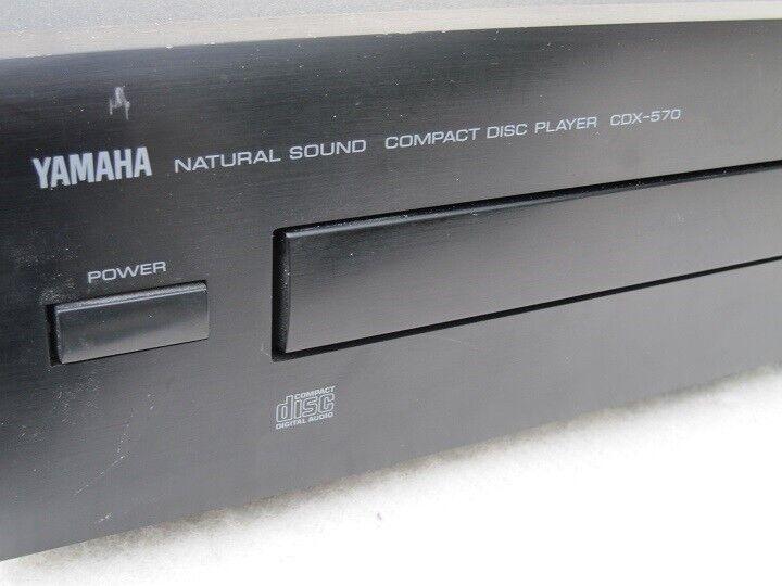 CD afspiller, Yamaha, CDX-570