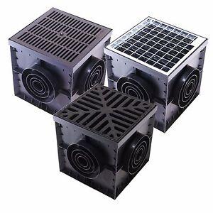 300X300-Hofablauf-mit-sifon-1-5-25-Tonnen-Entwaesserung-Gully-Hofsinkkasten