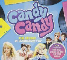 CANDY CANDY BEST OF BUBBLEGUM POP   --3 X CD - NEW & SEALED SAM FOX  TIFFANY