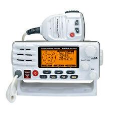 Standard Horizon Matrix Fixed Mount VHF/AIS & GPS - Class D DSC - White