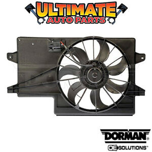 Image Is Loading Radiator Cooling Fan 2 0l 4 Cylinder For