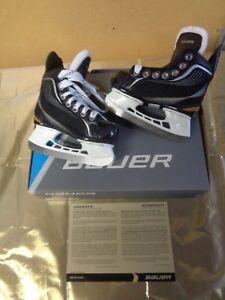 Image Is Loading Bauer Supreme One20 Youth Ice Hockey Skates Sz