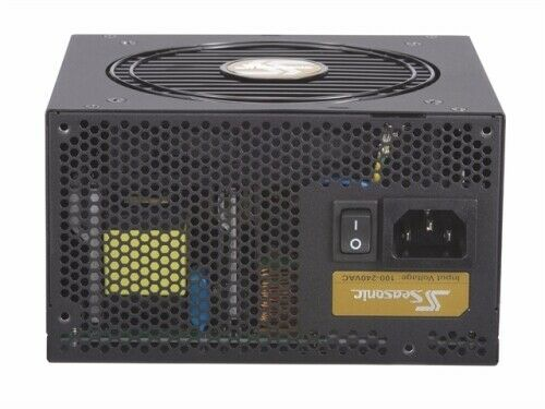 Seasonic SSR-550FM FOCUS 550W 80 PLUS Gold ATX12V Power Supply
