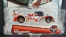 DISNEY PIXAR CARS CARBON RACERS SHU TODOROKI 2016 SAVE 5% WORLDWIDE FAST SHIP