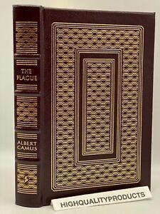 Easton Press THE PLAGUE Albert Camus Collectors LIMITED Edition QUARENTINE RARE!