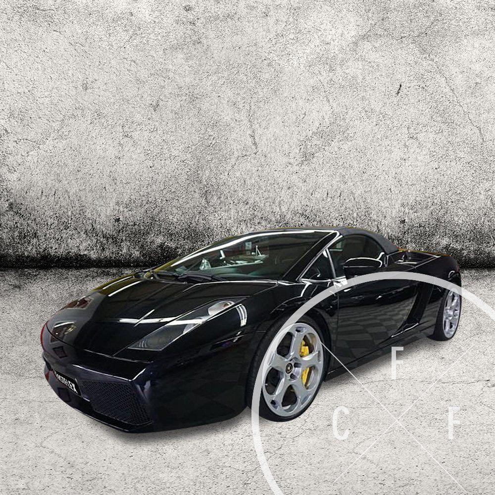 Lamborghini Gallardo 5,0 Spyder E-gear 2d