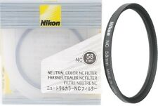 Nikon 58mm Neutral Clear Filter, London