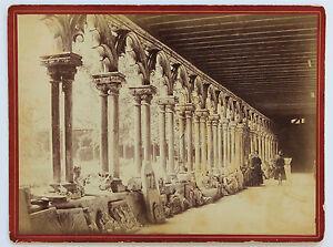 Tolosa A Museo Vintage Albumina Ca 1880