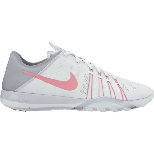 blanc pour taille Bnib Uk Free training 6 de Femme Nike Chaussure 4 Tr baskets 5 YBzRvw