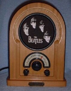 Beatles-Collection-Soho-Collectable-Radio-1998-Apple-Corps-Ltd-New-In-Box