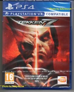 TEKKEN-7-034-NUOVO-amp-Sealed-039-PS4-quattro