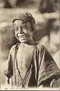 Afrique-cpa-Ali-a-le-sourire