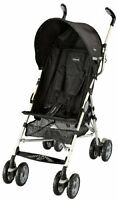Chicco C6 Comfort Travel Stroller In Black, Brand Free Shipping