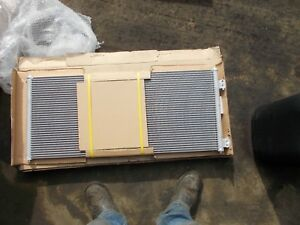 FORD-TRANSIT-Mk6-2-0-2-3-2-4-2000-gt-2006-AC-CONDENSER-RADIATOR-2-YR-WARRANTY-NEW