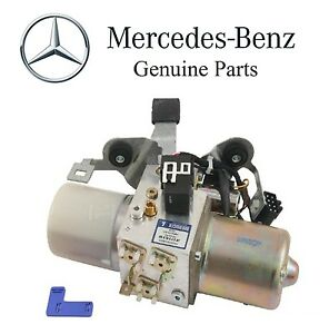 New mercedes r170 slk230 hydraulic pump for convertible for Mercedes benz hydraulic fluid
