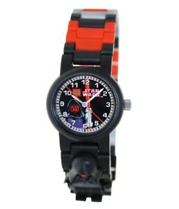 LEGO-Watch-9004315-Star-Wars-Darth-Maul-Minifigure-Gift-Set-Kids-COD-PayPal