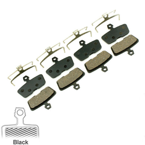 4 Pairs Mountain Bike  Bicycle Resin Semi-metal Brake Pads Set For Avid Code R