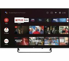 "JVC LT-40CA890 Android TV 40"" Smart 4K Ultra HD HDR LED TV with Google Assistant"