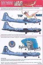 Kits World Decals 1/48 BOEING B-29 SUPERFORTRESS WWII & Korean Service