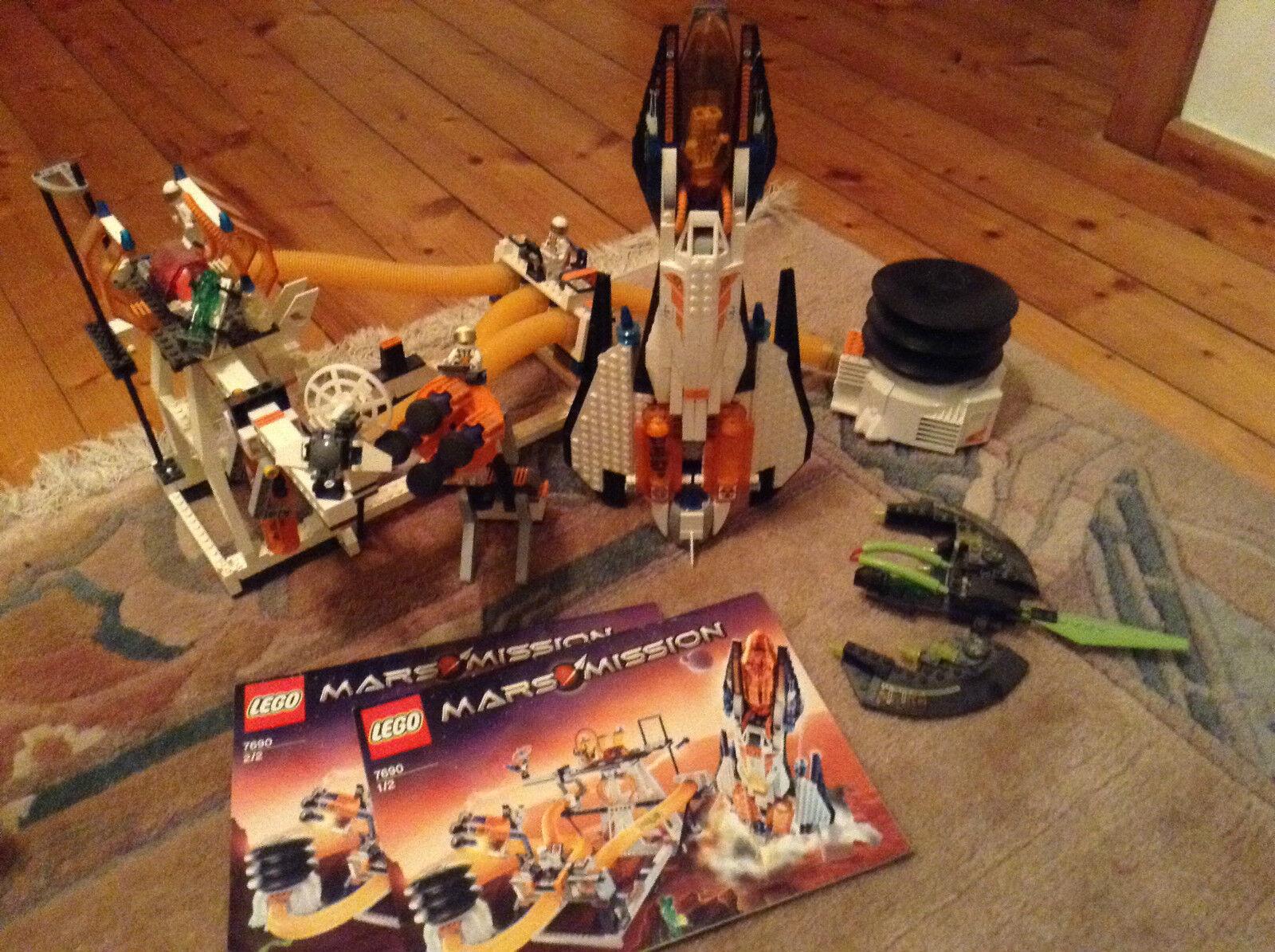 LEGO Mars Mission 7690 7690 7690 MB-01Kommandozentrale a80a69