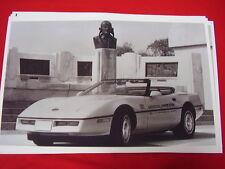1978 CHEVROLET CORVETTE INDY 500 PACE CAR 11 X 17  PHOTO  PICTURE