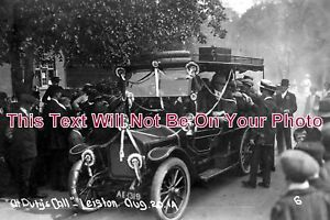 SF-459-Election-Fever-At-Duties-Call-Leiston-Suffolk-c1910-6x4-Photo