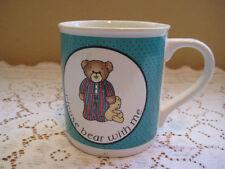 1986 Please Bear With Me Coffee Mug House Of Lloyd, Inc.