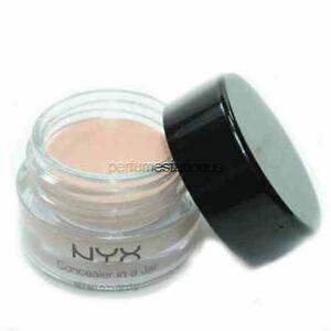 NYX-Concealer-Jar-CJ03-Light-Brand-New-Free-Shipping